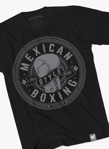 Mexican Style Boxing (Black)