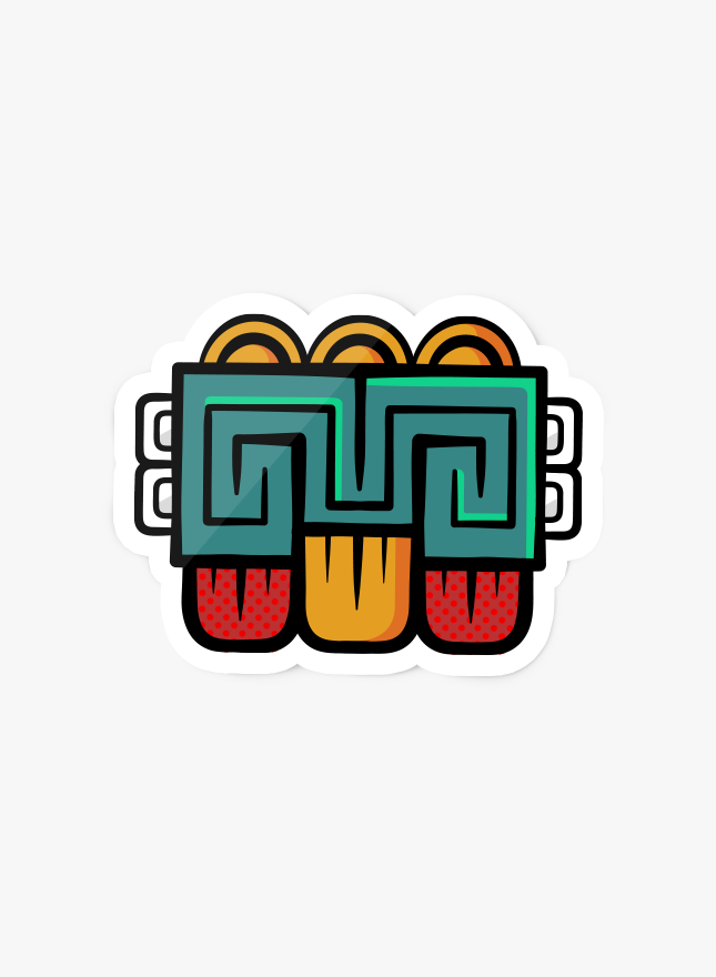 Quetzalcoatl (Sticker Pack)