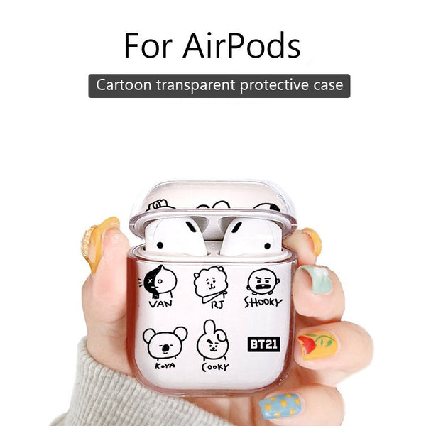 BT21 X AirPods Case