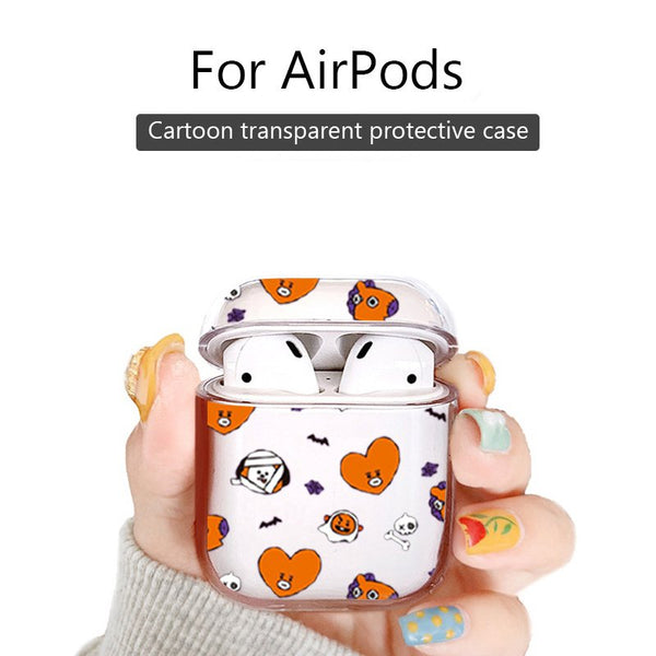BT21 X Halloween AirPods Case