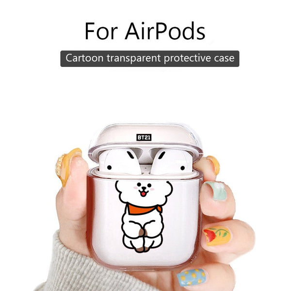 BT21 X RJ AirPods Case - BT21 Store | BTS Shop