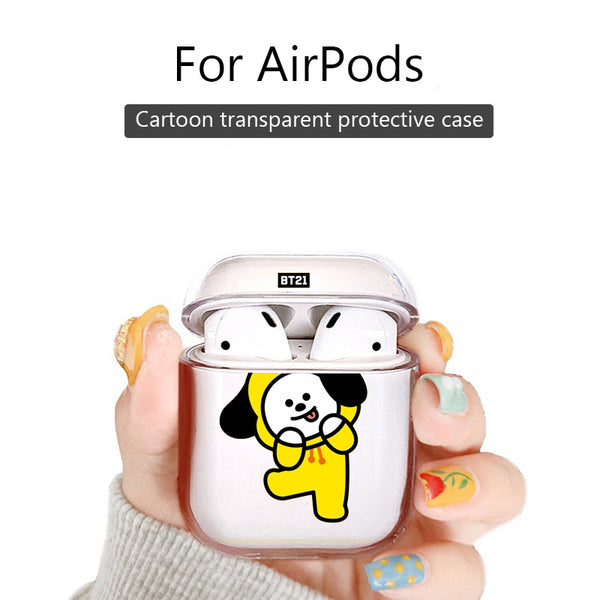 BT21 X CHIMMY AirPods Case