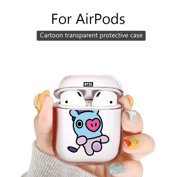 BT21 X MANG AirPods Case - BT21 Store | BTS Shop