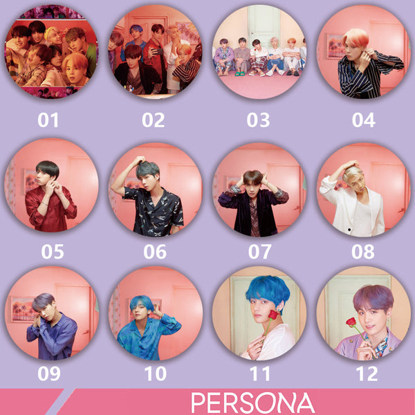BTS Map Of The Soul Persona Phone Airbag Holder