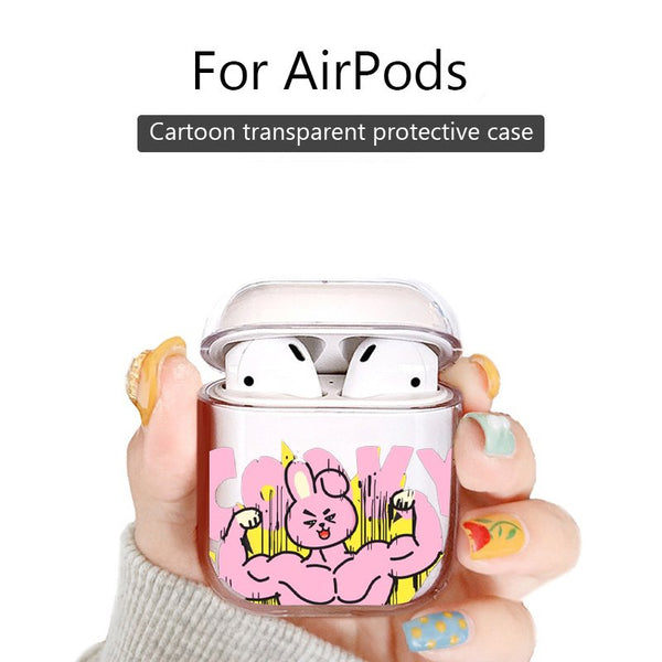BT21 X COOKY AirPods Case - BT21 Store | BTS Shop