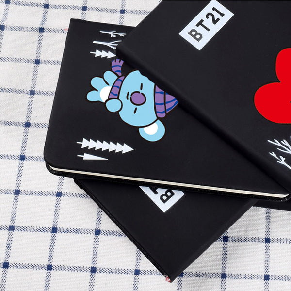 BT21 X Christmas notebook - BT21 Store | BTS Online Shop