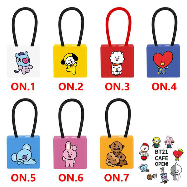 BT21 X DATA LINE - BT21 Store | BTS Shop