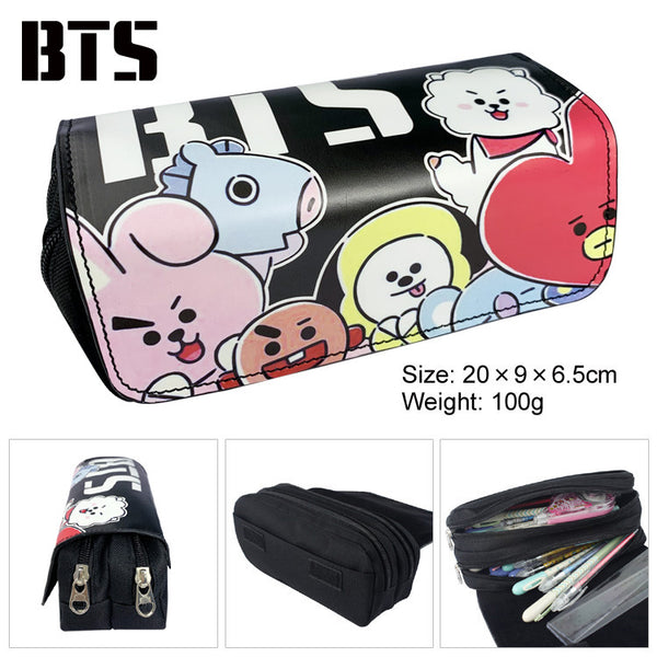 BT21 X PENCIL CASE - BT21 Store | BTS Shop
