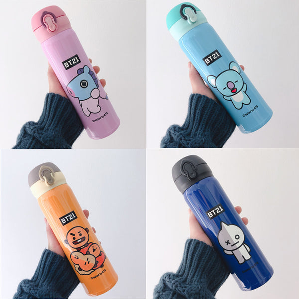 BT21 X Thermal Cup - BT21 Store | BTS Shop