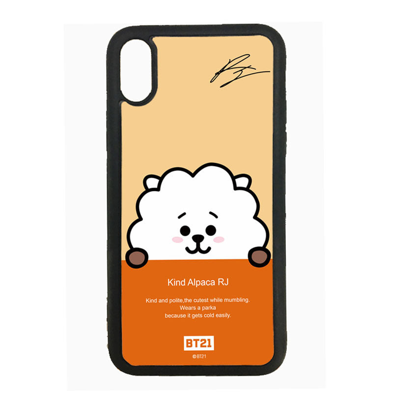 BT21 X Signature Iphone Case - BT21 Store | BTS Online Shop