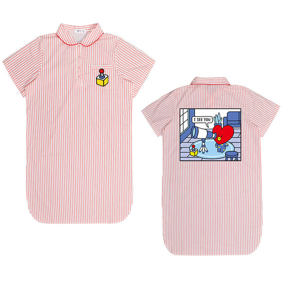 BT21 X  Nightdress - BT21 Store | BTS Online Shop