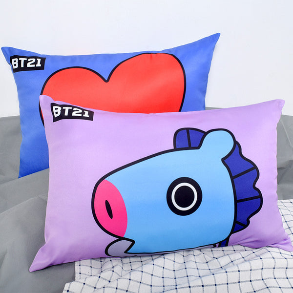 BT21 X  Pillow Case