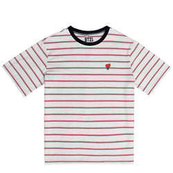 BT21 X TATA Basic Stripe T-Shirt - BT21 Store | BTS Online Shop
