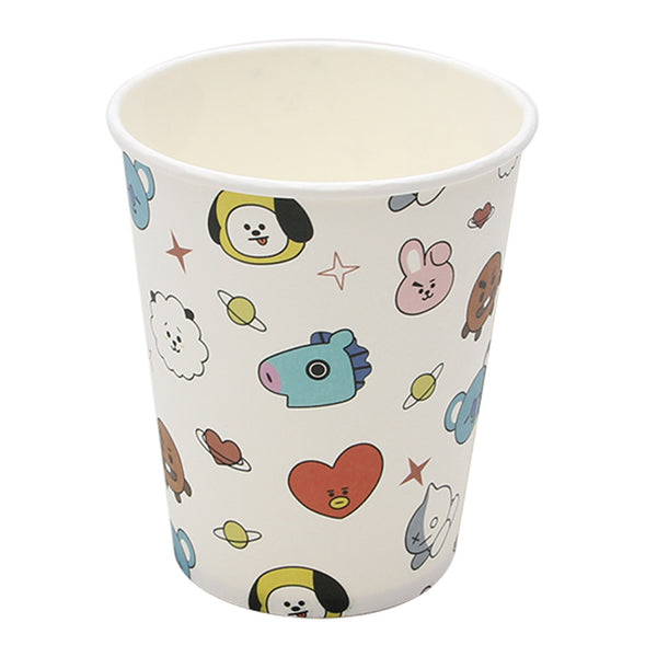 BT21 X Disposable paper cup - BT21 Store | BTS Online Shop