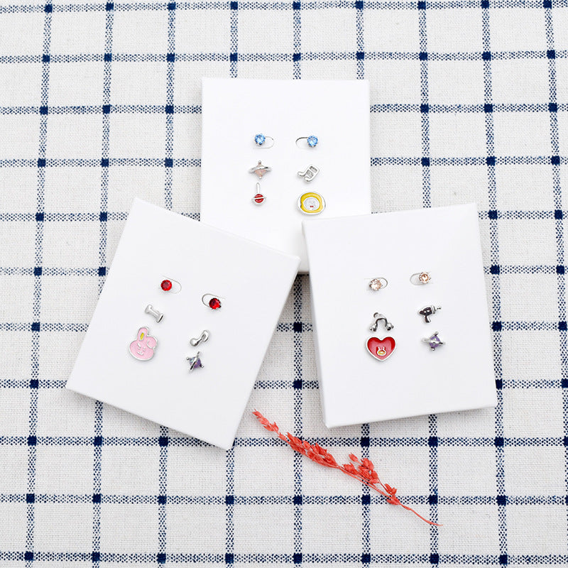 BT21 X Stud earring - BT21 Store | BTS Online Shop