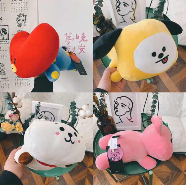 BT21 X Plush Pillow Doll - BT21 Store | BTS Online Shop