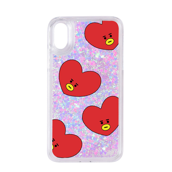 BT21 X Glitter Iphone Case - BT21 Store | BTS Online Shop