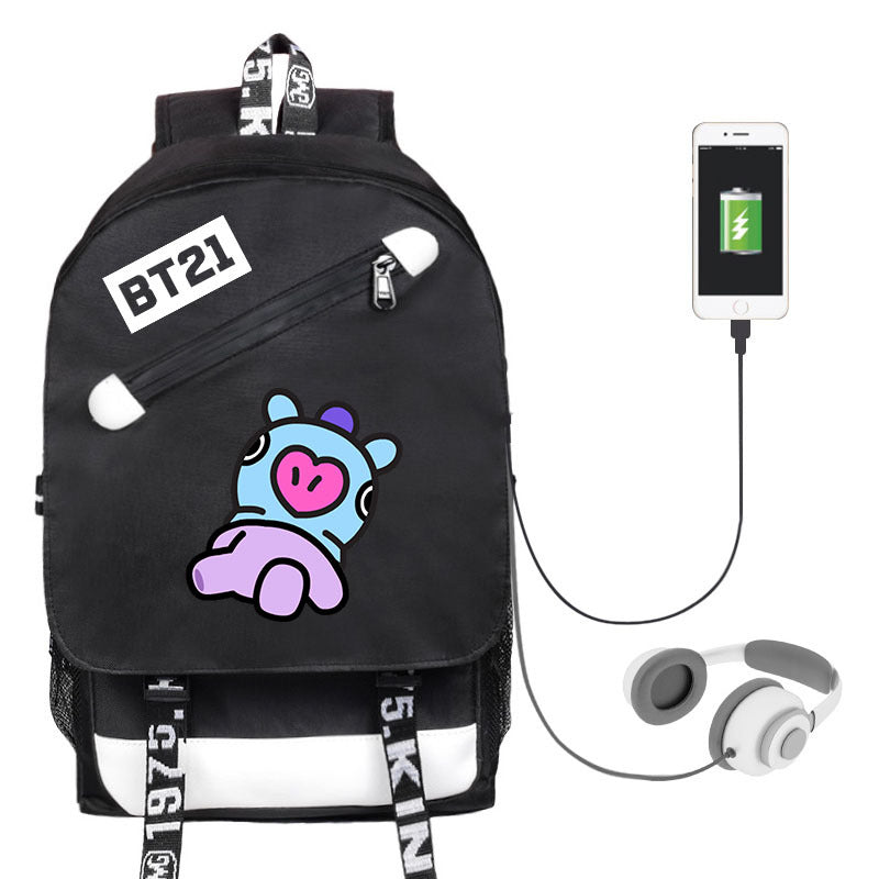 BT21 X BACKPACK - BT21 Store | BTS Shop