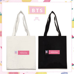 BTS X MAP OF THE SOUL PERSONA CANVAS BAG - BT21 Store | BTS Online Shop