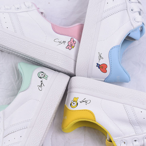 BT21 X Shoes Sneakers - BT21 Store | BTS Online Shop