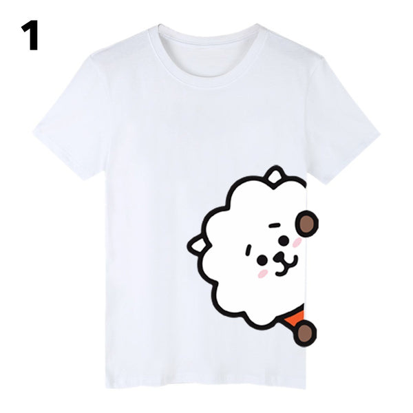 BT21 X T-Shirt - BT21 Store | BTS Shop
