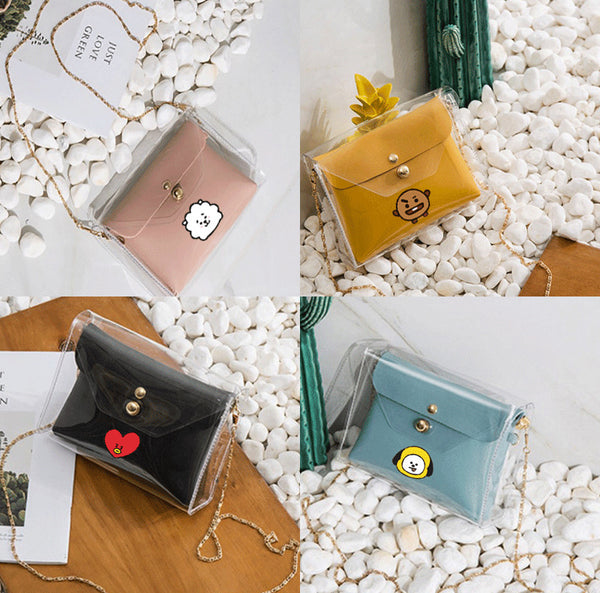 BT21 X Jelly Bag - BT21 Store | BTS Online Shop