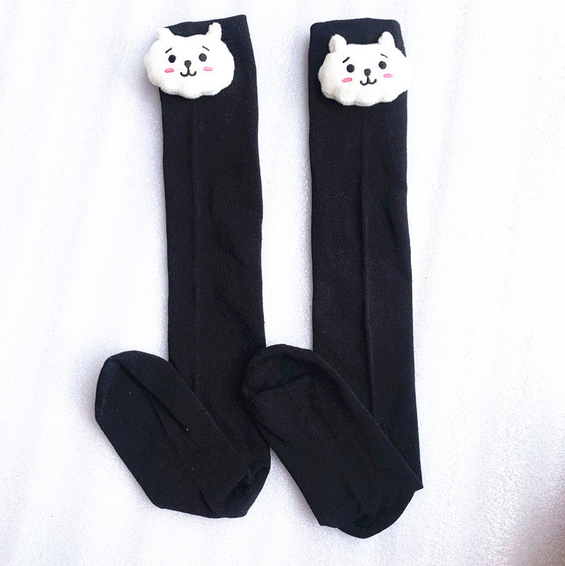 BT21 X High Knit Socks - BT21 Store | BTS Online Shop