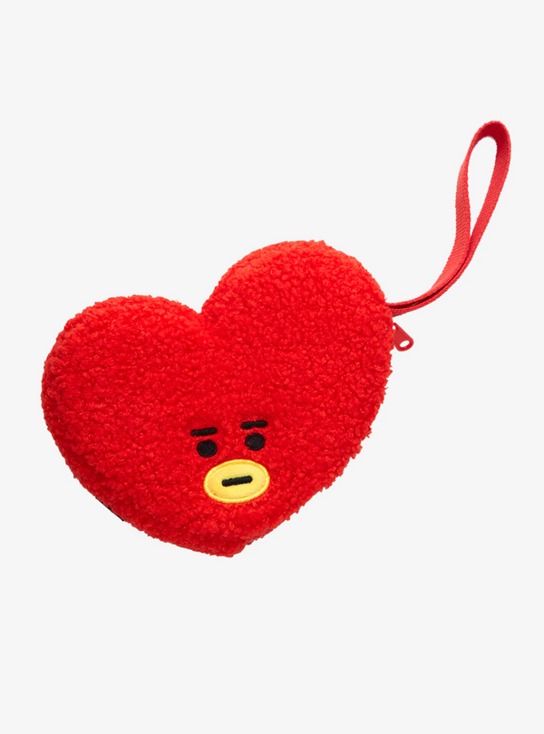 BT21 X plush coin purse - BT21 Store | BTS Online Shop