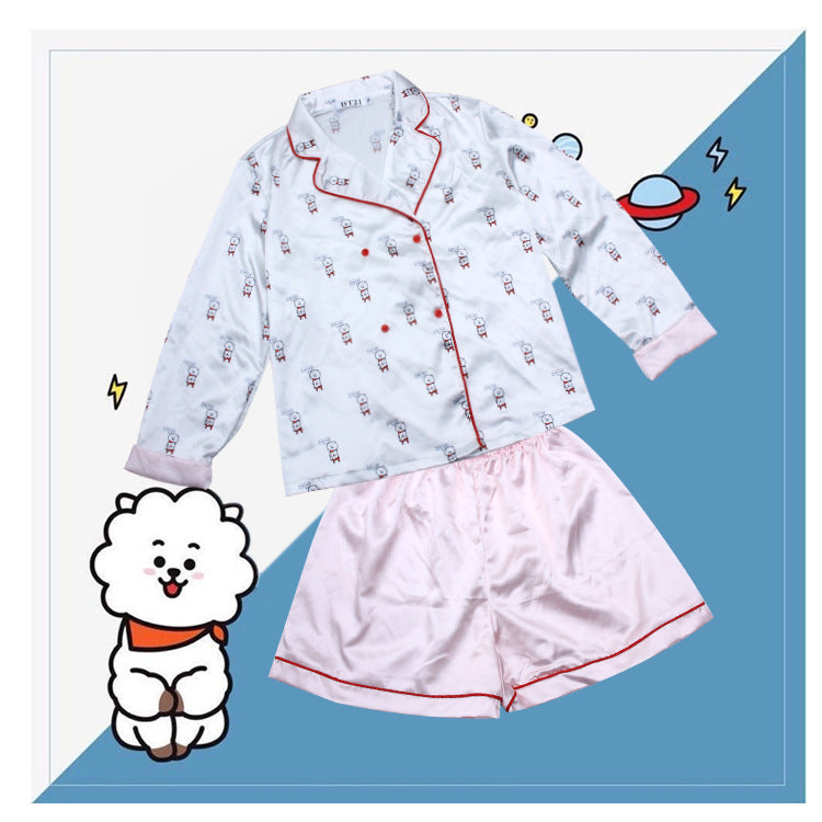 BT21 X Pajamas - BT21 Store | BTS Online Shop