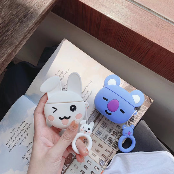 BT21 X COOKY KOYA AIRPOD CASE