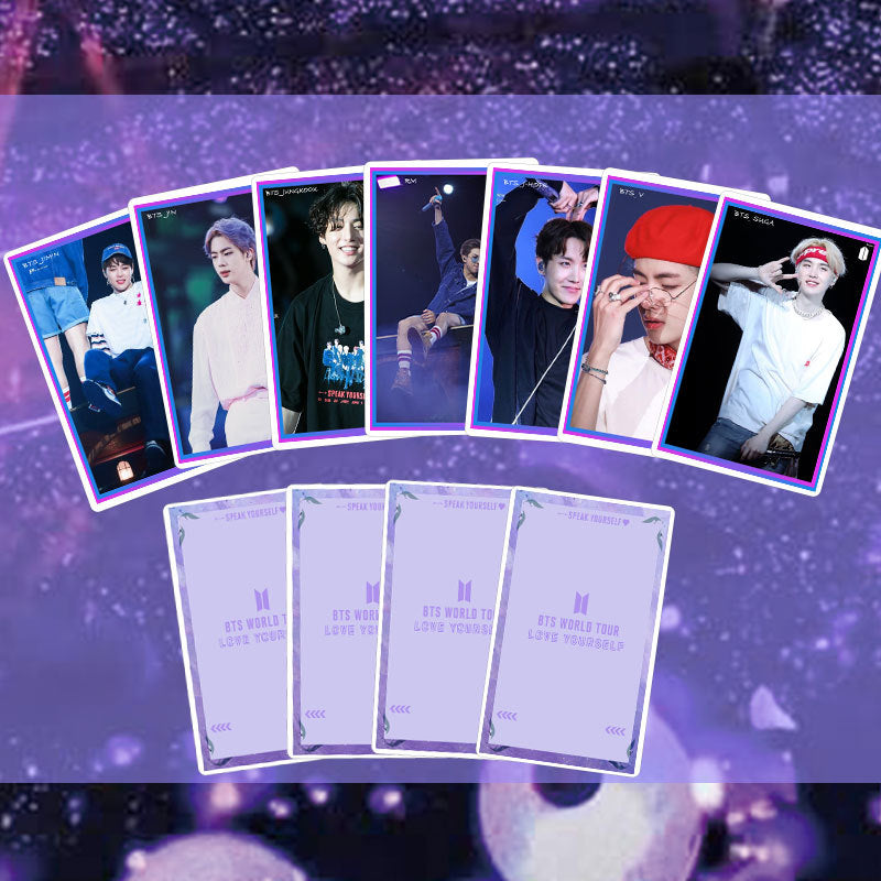 BTS X LOVE YOURSELF PERIPHERAL CARDS - BT21 Store | BTS Online Shop