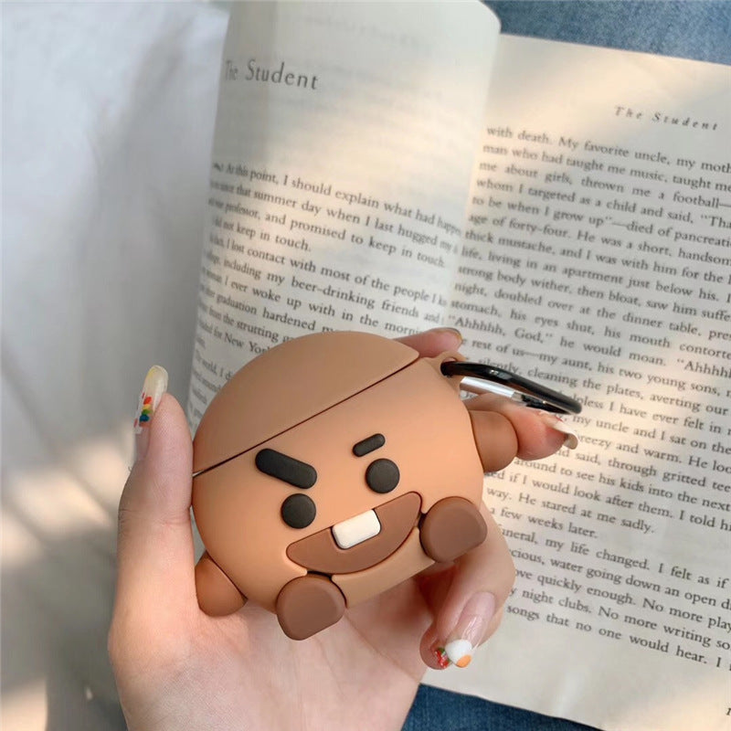 BT21 X SHOOKY AIRPODS 1/2 CASE - BT21 Store | BTS Online Shop