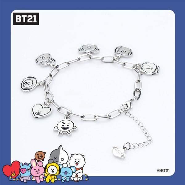 BT21 X Alloy BRACELET - BT21 Store | BTS Shop