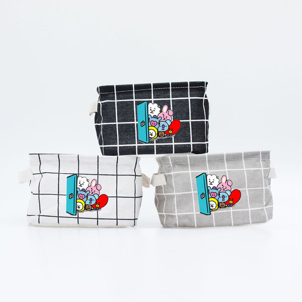BT21 X Storage bag - BT21 Store | BTS Online Shop