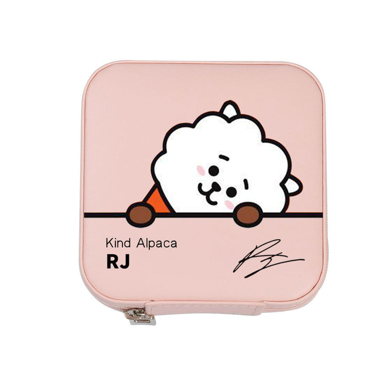 BT21 X Jewelry storage box - BT21 Store | BTS Shop