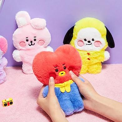 BT21 X Baby BT21 plush doll - BT21 Store | BTS Online Shop