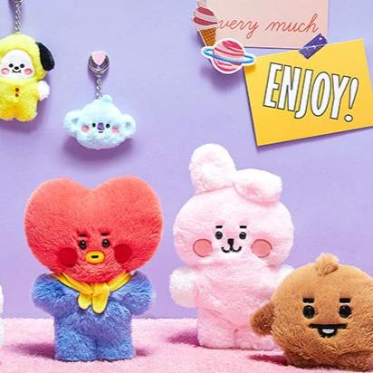BT21 X Baby BT21 plush doll - BT21 Store | BTS Shop