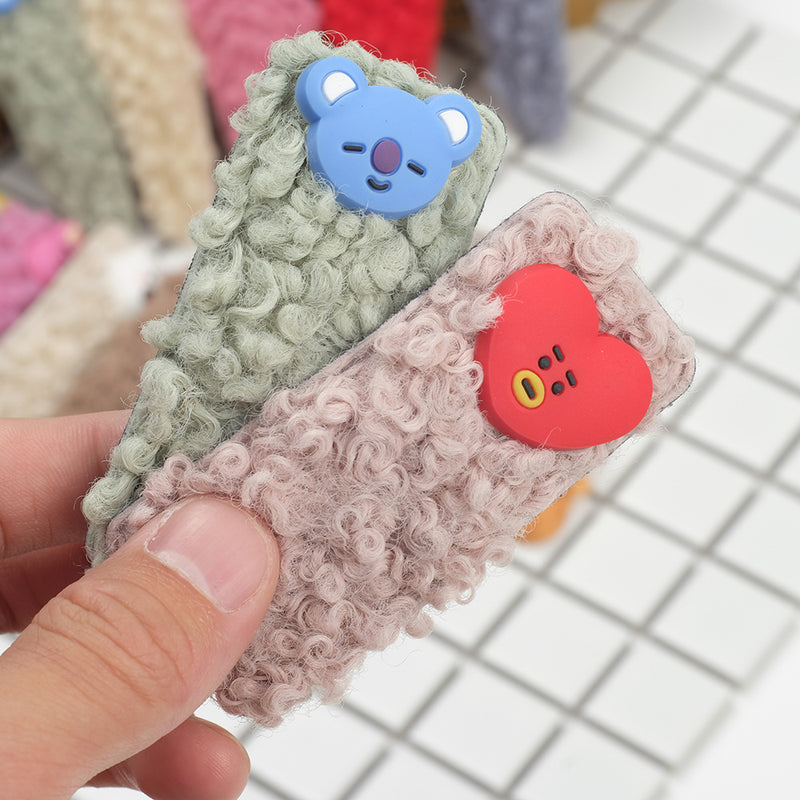 BT21 X Hair Clips - BT21 Store | BTS Online Shop