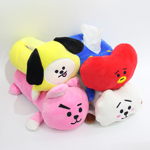 BT21 X Tissue box - BT21 Store | BTS Online Shop