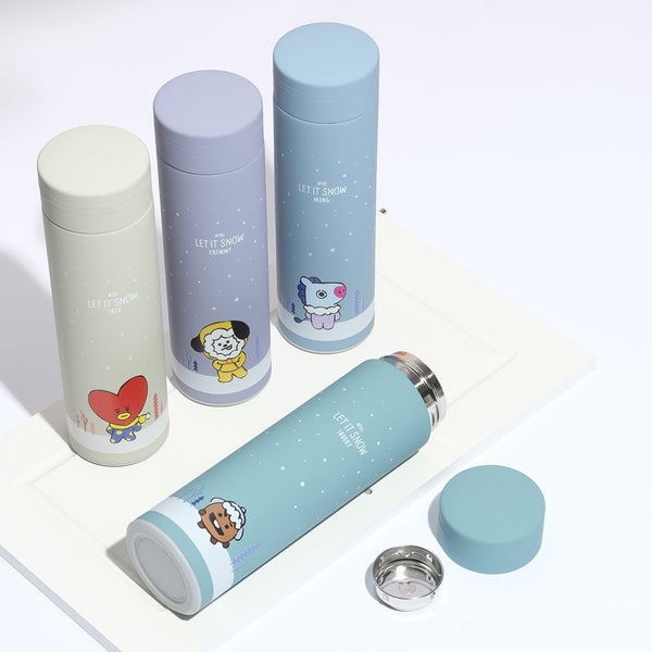 BT21 X Thermos Bottle - BT21 Store | BTS Online Shop
