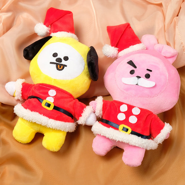 BT21 X Christmas Standing Dolls - BT21 Store | BTS Online Shop