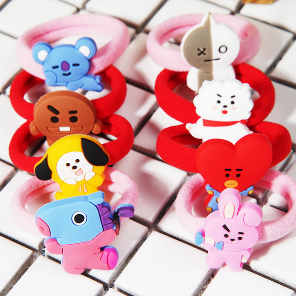 BT21 X HAIR RING - BT21 Store | BTS Online Shop