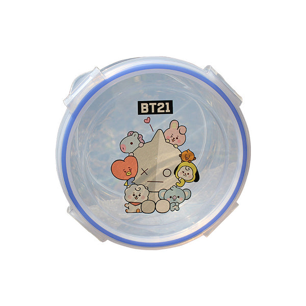 BT21 X SEALED FRESH-KEEPING BOX - BT21 Store | BTS Online Shop