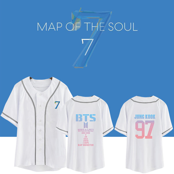 BTS X Map Of The Soul: 7 T-shirt - BT21 Store | BTS Shop