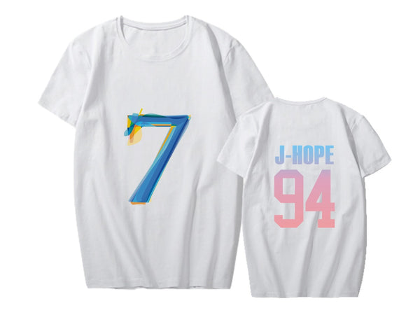 BTS X Map Of The Soul: 7 T-Shirt - BT21 Store | BTS Online Shop