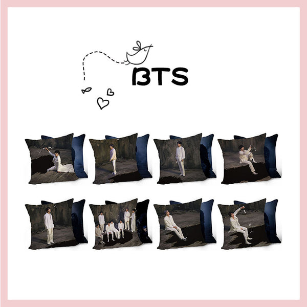 BTS X Map of the soul :7 Pillow - BT21 Store | BTS Online Shop