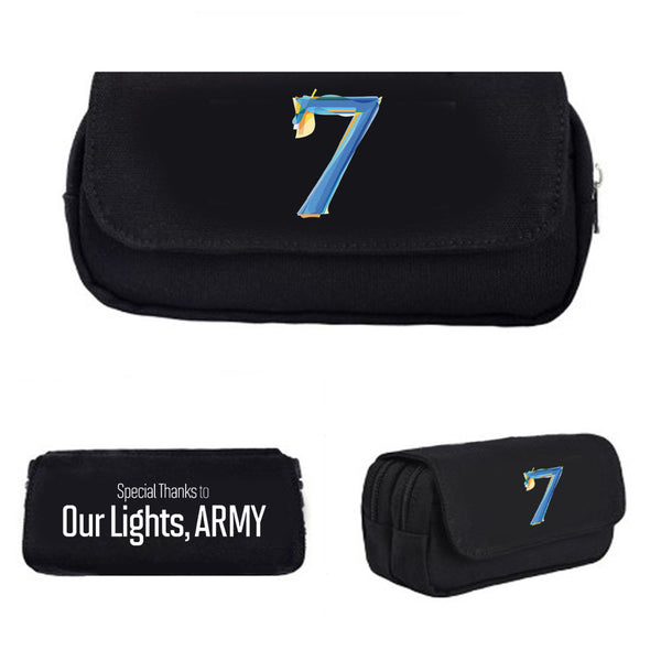 BTS X MAP OF THE SOUL:7 Pencil case - BT21 Store | BTS Online Shop