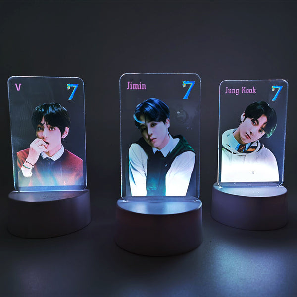 MAP OF THE SOUL 7 NIGHT LIGHT - BT21 Store | BTS Online Shop