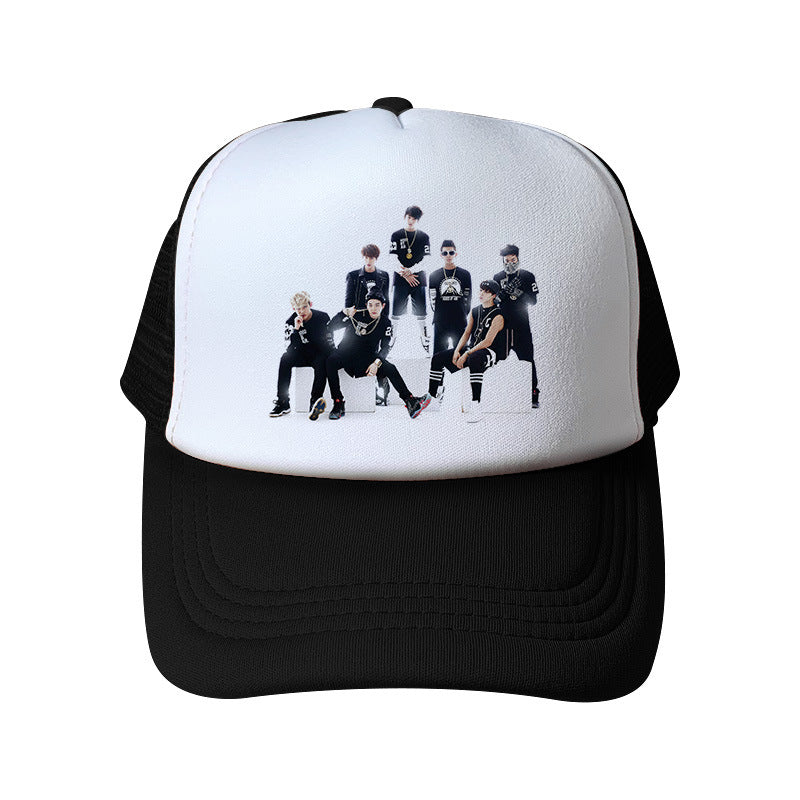 BT21 X MAP OF THE SOUL 7 CAP - BT21 Store | BTS Online Shop