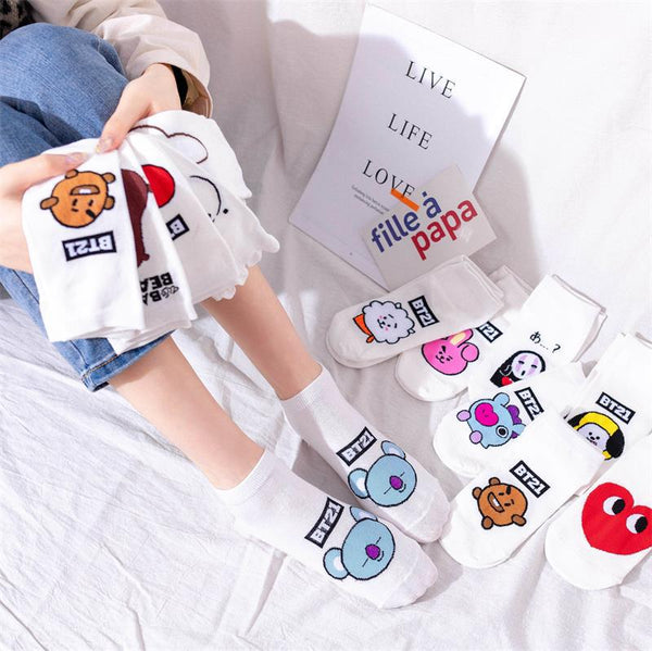 BT21 X Socks - BT21 Store | BTS Online Shop